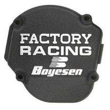IGNITION COVER HONDA CR125 88-07 BLACK
